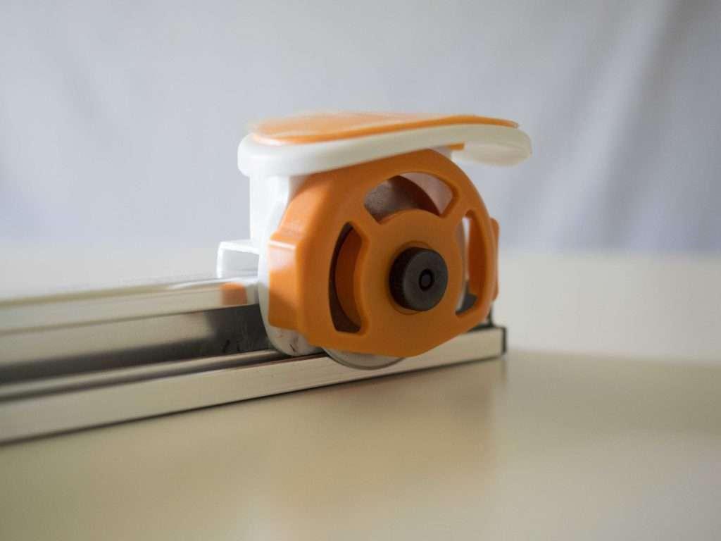 Tracer et découper : règle avec cutter intégré