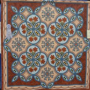 appliqué patchwork